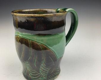Jade Leaf Mug