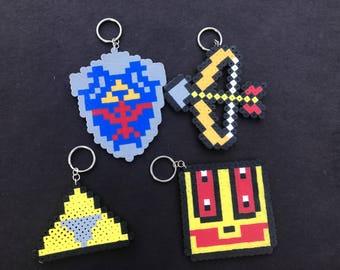 Legend of Zelda Keychains