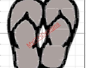 Thongs Embroidery file