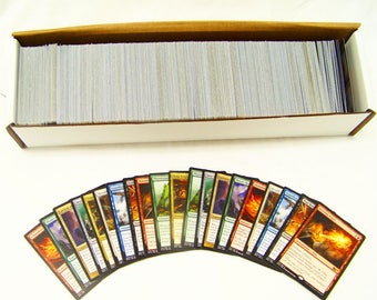 1000 Magic: The Gathering Cards - 3rd Edition to Ixalan