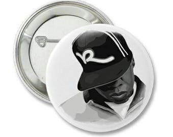 2.25 Inch Pin Back Button - Jay Z,  - FREE SHIPPING