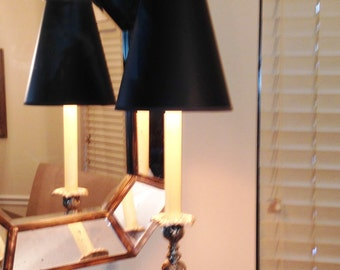 Art deco lamp Candlestick