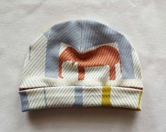 0-3 months Hat (Organic Cotton)