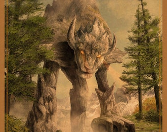 Sawtooth Valley Monster