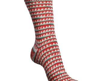 Regia Sock Yarn Season Colors 4-ply, 100g/459yd, #9407 Christmas