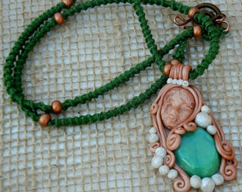 Forest Goddess Necklace