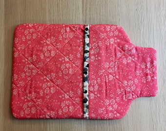Liberty of London Hot Water Bottle Cover, Cozy Cover or Bed Warmer Cover