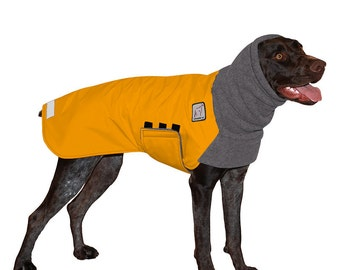 GERMAN SHORTHAIRED POINTER Winter Dog Coat, Coat for Dogs, Dog Clothes,  Waterproof Coat