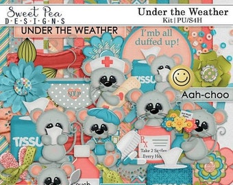 On sale 50% off Under the Weather Digital Kit