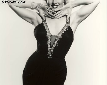 Marilyn Monroe Diamond Necklace Poster Art Photo Artwork 11x14 or 16x20