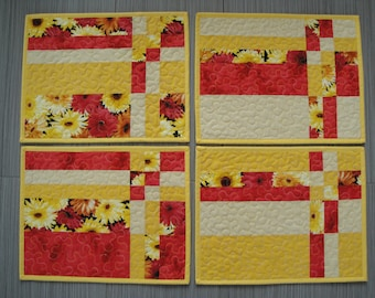 Daisies - Placemats (set of 4)