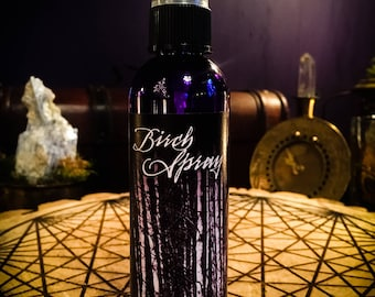 Birch Spray ~ Witchcraft ~ Wiccan ~ Spell ~ Craft ~ Ritual Spray - Altar - Wiccan