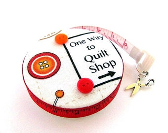 Measuring Tape For Quilters Pocket Retractable Tape Measure
