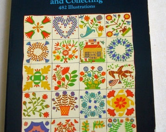 Quilt Making and Collecting Vintage Book by Marguerite Ickis