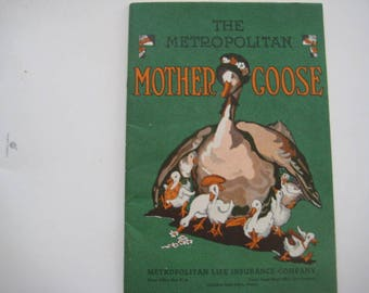 The Metropolitan Mother Goose, 1920