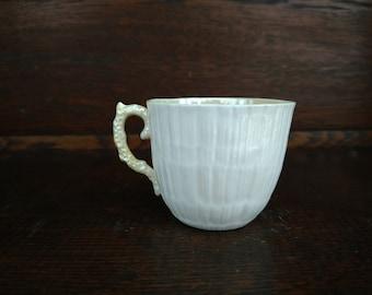 Vintage Belleek Irish Porcelain Tea Cup