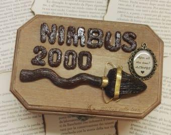 jewelery box Door Nimbus 2000-Harry Potter