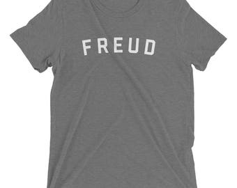 SIGMUND FREUD Shirt, Freud Shirt, Sigmund Freud, Freud, Freud Quote, Freud Gift, Shirt for Artist, Artist Gift, Freud Art