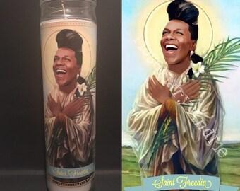Big Freedia Devotional Prayer Saint Candle