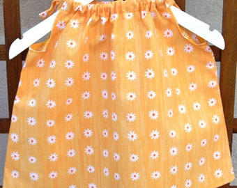 """Tunic with ties """"Daisies"""" size 1 year"""