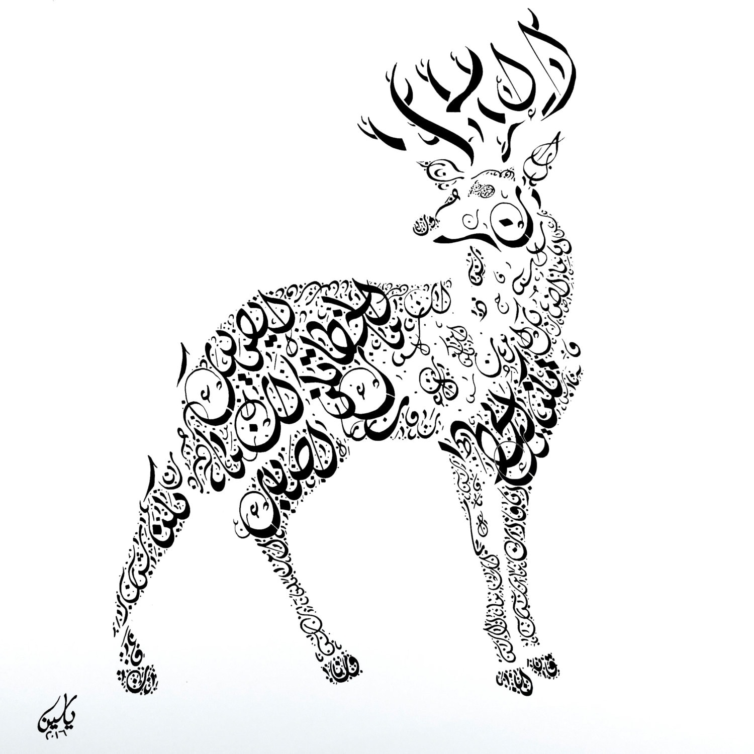 white deer muslim The 'goodly words' of a deer  i saw myself petting a white deer in my dream last night and therefore while searching for the meaning of this symbolism i.