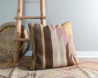 Floor pillow kilim | Etsy