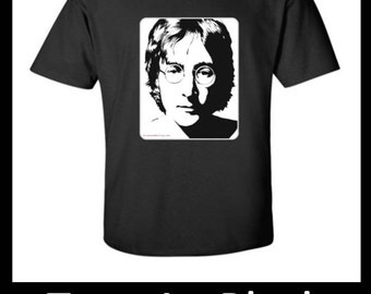 "John Lennon T-Shirt - ""Imagine"" 3 -- FREE SHIPPING! (U.S. Residents Only)"