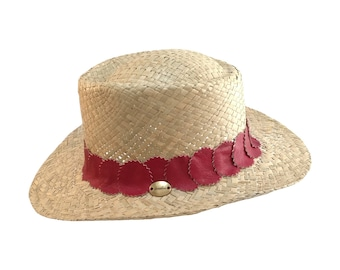 "Pink hat ""Don Pancho"""