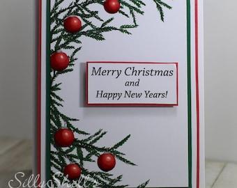 Clasic Cristmas decorations