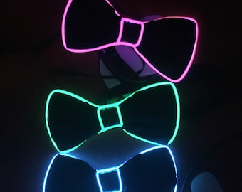 LED Bow Ties