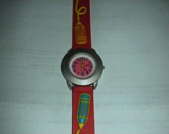 Kid's wristwatch Lexor,quartz, made in Germany.
