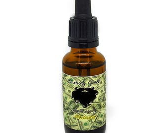 Money Scented Beard Oil (30ml) For Conditioning, Softening Hair And Preventing Itching