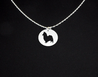 Papillon Necklace - Papillon Jewelry - Papillon Gift