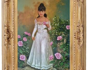 Retratos hechos a mano: óleo pastel creyón. Regalo ideal para toda ocasión como bodas, cumpleaños,  corporativos,  conmemorativos.