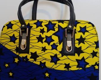 Ghana Print Bag