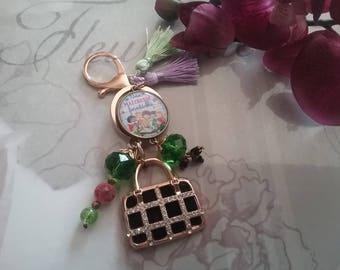 Keychain bag for teacher