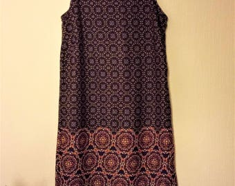New Look, 60s Style Shift Dress (Size: 6/34)