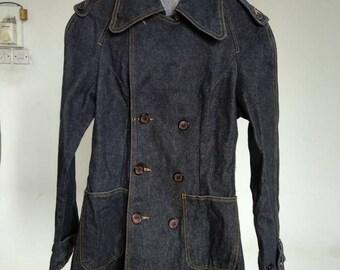 Japanese denim superlover jacket