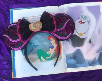 Sea Witch Mouse Ears