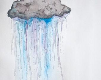 Raincloud Painting