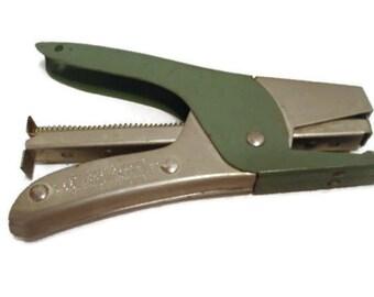 Agrafeuse métal Vintage flèche par Arrow Fastener Company
