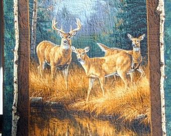 Whitetail Deer Wall Hanging