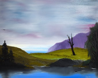 Purple Seabreeze