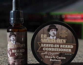 Beard Conditioning Set