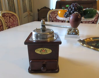 GERMANY ZASSENHAUS COFFEE Grinder