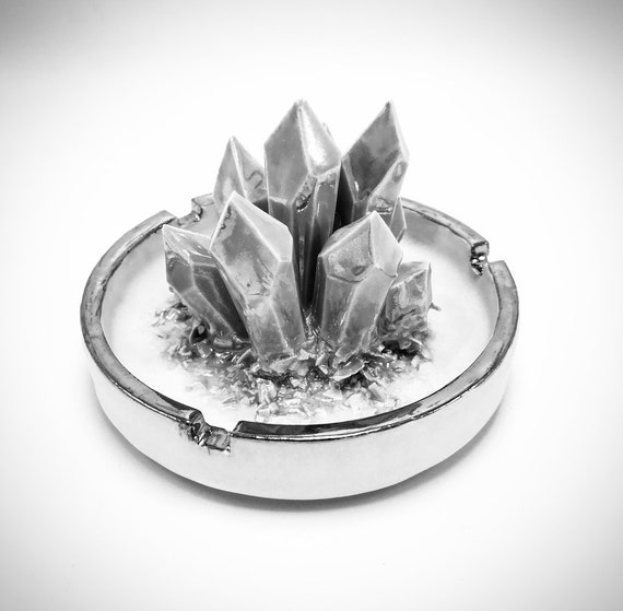 Design-Your-Own: Crystal Ash Tray