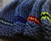 Wizard School Inspired Knit Hats