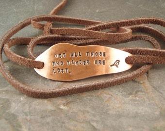 Unisex Custom Bracelet - Personalized Bracelet - graduation gift