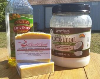 Pure Olive Oil Soap: Wholesale-11 Bars