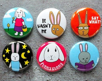 Bunny Flair, Rabbit Flair, Scrapbooking Flair Badges, Flat Back Flair, Easter Flair, Spring Flair, Bunny Rabbits, Cardmaking, Flair Buttons